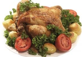 Курица по-домашнему