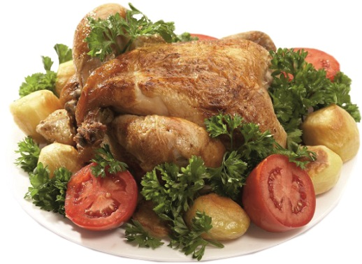 Курица «по-домашнему»