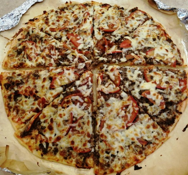 Пицца «Восточная»
